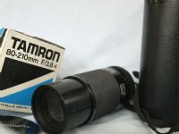 ' 80-210mm Boxed Nice Set ' Tamron AD2 80-210MM 3.8-4 Zoom Macro Lens + Box + Case  £9.99